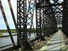 Bridge over the river Spey