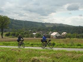 Landscape near Klodzko