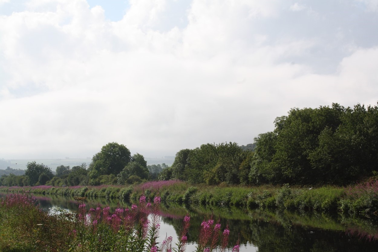 Caledonian Canal near Inverness