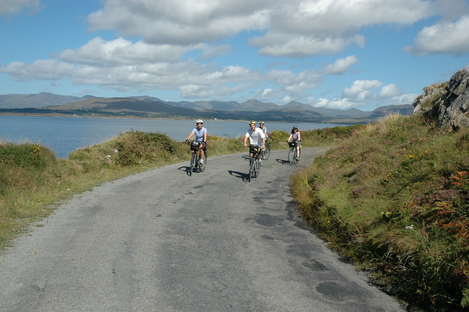 The 35th Ring of Kerry Charity Cycle - PressReader Ring of kerry cycle finish photos
