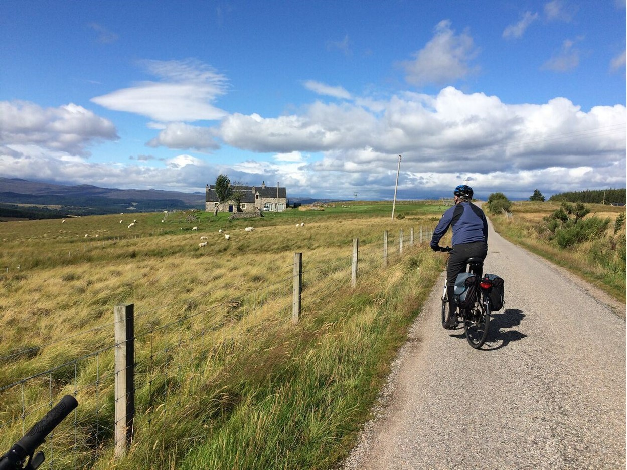 Cycling to Blackfold