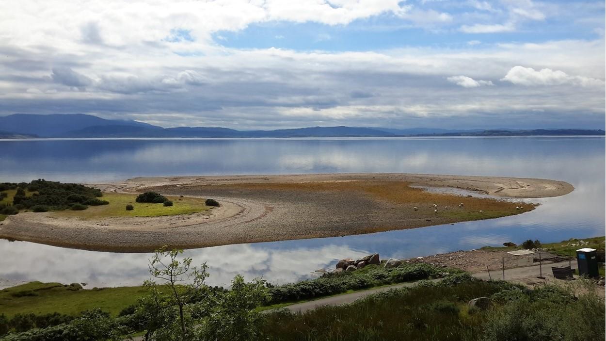 Loch Linnhe from Inversanda